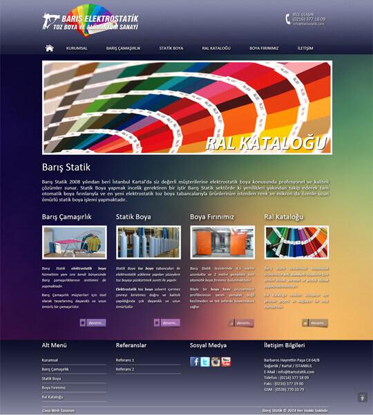 www.barisstatik.com