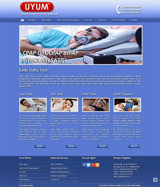 www.evdeuykutesti.net