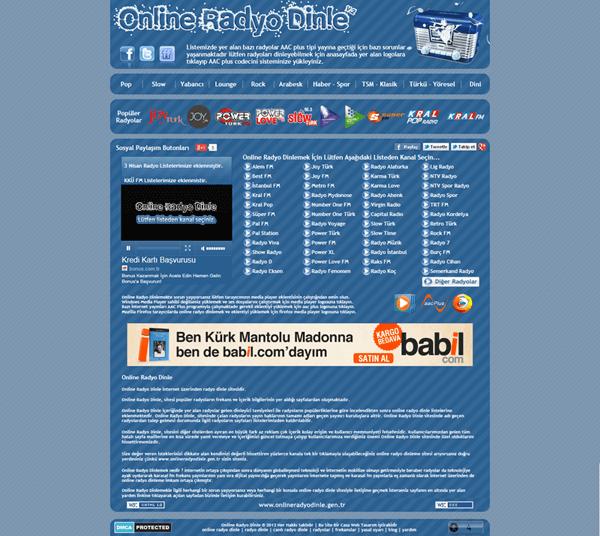 www.onlineradyodinle.gen.tr